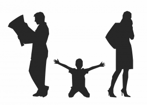 Daniel J. Siegel, P.C., parenting time, child choosing between divorced parents