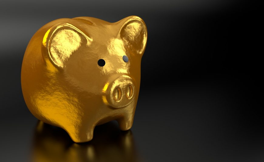 golden piggy bank, retirement accounts, courtesy of Arizona Divorce Lawyer and Daniel J Siegel